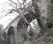 Coltbridge Viaduct 16 Jan 2020 (c) J Yellowlees