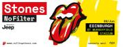 Advert for Rolling Stones Concert